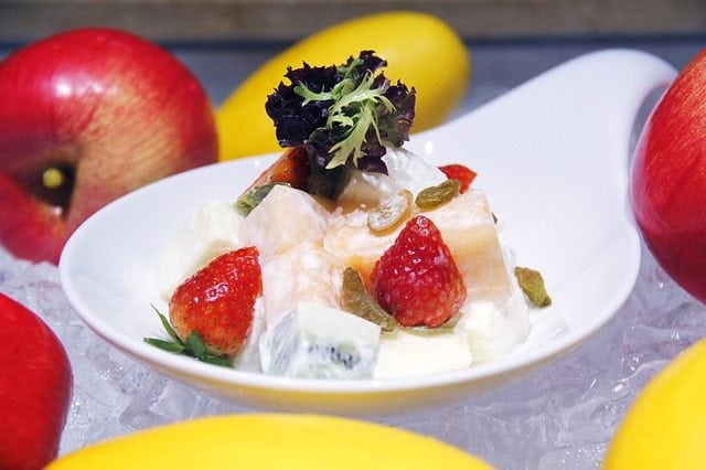 Fruit Salad with Yogurt Recipe
