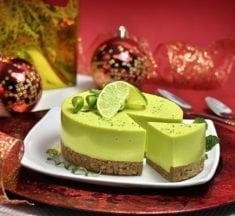 A Christmas Key Lime Pie Recipe for You