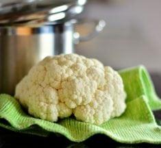 Cauliflower: Health benefits and recipe tips