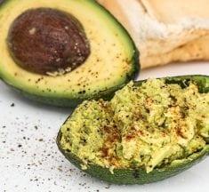 3 Delicious Ways to Eat an Avocado