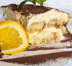 Tiramisu is one the most famous Italian desserts