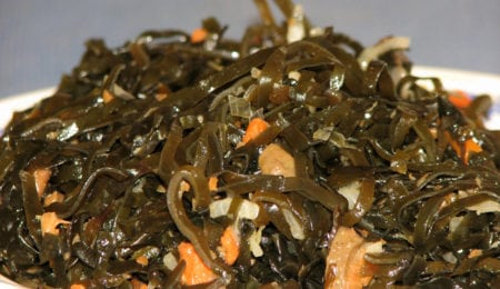 Kelps – Composition, Useful Properties, Harm