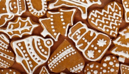 Easy gingerbread recipe: How to make gingerbread biscuits