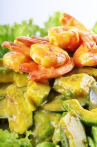 Shrimp Avocado Salad Recipe