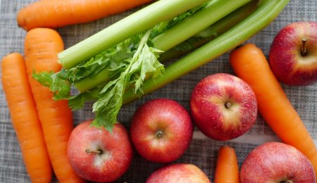 Recipe: Apple, Carrot and Celery Salad