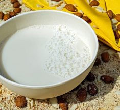 How to Make Plant-Based Nut Milk