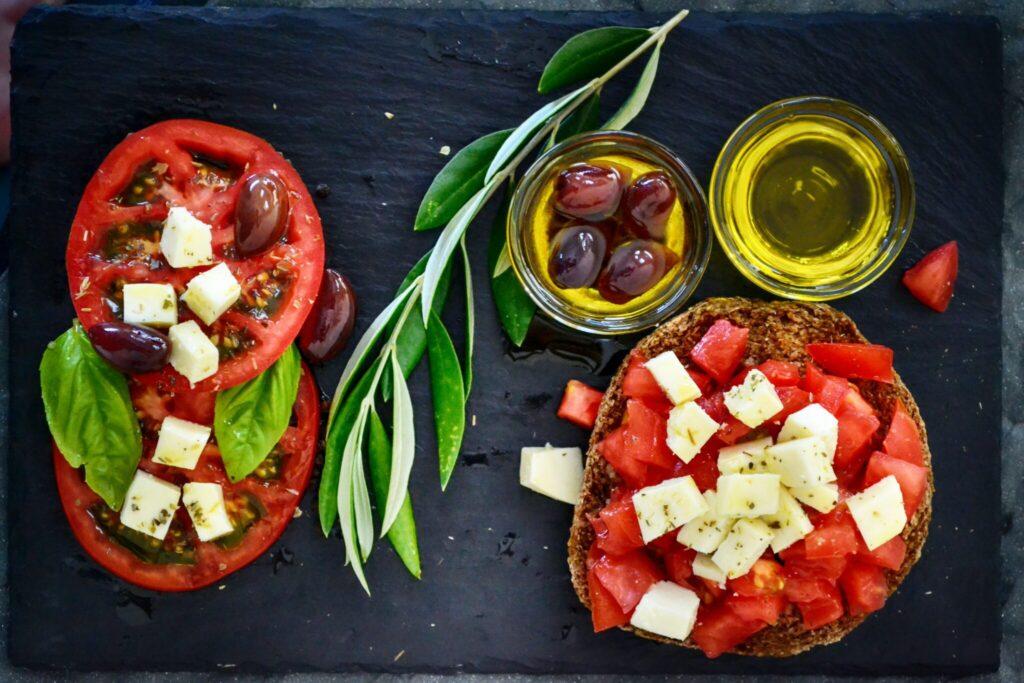 Impact of Mediterranean Diet on Health and Longevity